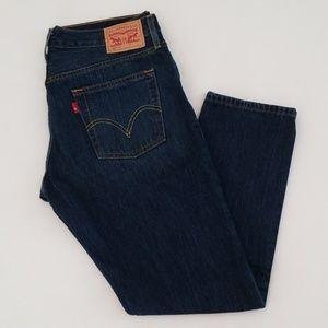 Levi's 501 CT Denim Pant Size 27